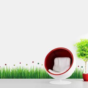 Colourful Ladybird Grass