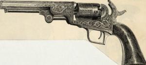 Colt's Revolving Pistol