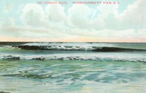 Combing Wave, Narragansett Pier, Rhode Island