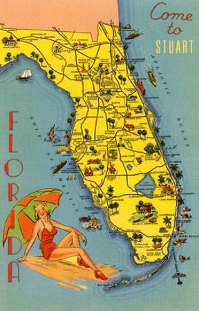 Come to Stuart, Florida