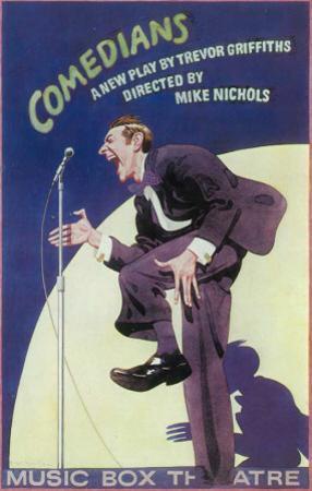 Comedians - Broadway Poster , 1976