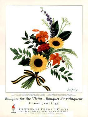 Bouquet for the Victor, c.1996 Atlanta Olympic Games by Comer Jennings