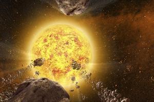 Comets around a Star
