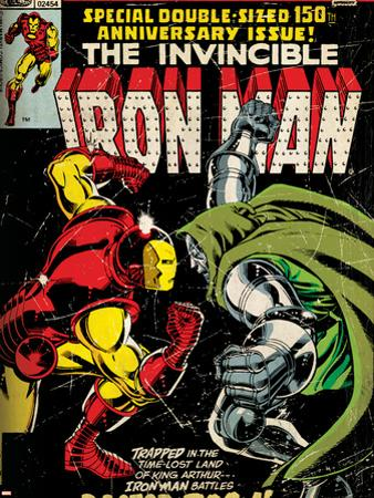 Comics - Marvel Comics Iron Man