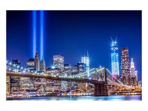Commemoration Lights Manhattan