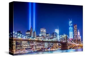 Commemoration Lights Manhattan