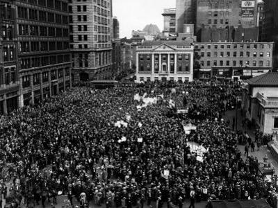 Communists Rally in Union Square, New York City, May 1, 1933