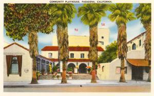 Community Playhouse, Pasadena, California