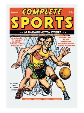 Complete Sports: Basketball is My Business