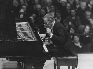 Composer Sergei Rachmaninov (1873-194), End 1930S