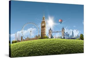 Composition London Landmarks