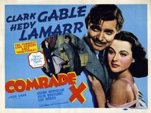 Comrade X, 1940