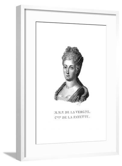 Comtesse de Lafayette--Framed Giclee Print