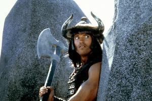 CONAN THE BARBARIAN, 1982 directed by JOHN MILIUS (photo)