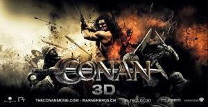 Conan the Barbarian - Chilean Style