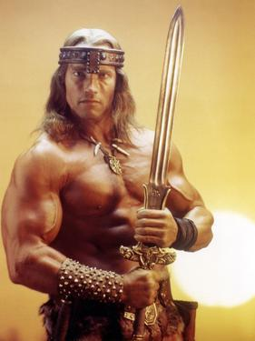 Conan the Destroyer, Arnold Schwarzenegger, by Richard Fleischer with, 1984