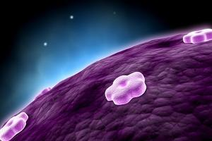 Conceptual Image of Cell Nucleus
