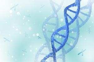 Conceptual Image of Dna