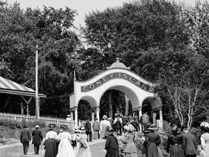 Coney Island, Entrance, Cincinnati, Ohio