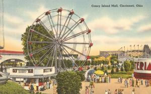 Coney Island Ferris Wheel, Cincinnati, Ohio