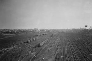 Coney Island Rail Yard for the Brooklyn-Manhattan Transit