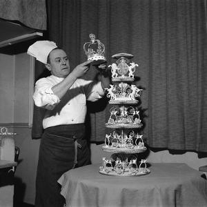 Confectioner Deblieux, Parist, 1957