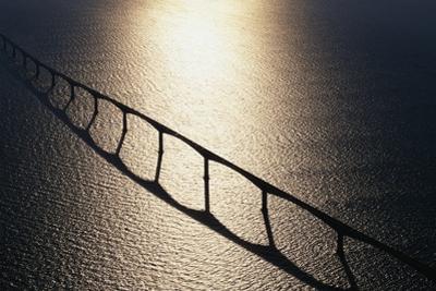 Confederation Bridge and Northumberland Strait