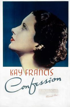 Confession, Kay Francis, 1937