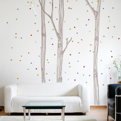 Confetti Wall Decal