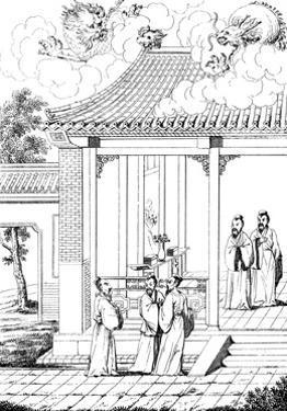 Confucius - Birthplace