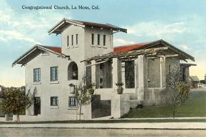Congregational Church, La Mesa