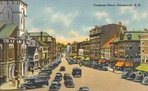 Congress Street, Portsmouth, New Hampshire
