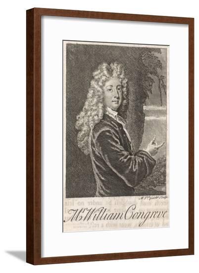 Congreve, Gucht--Framed Giclee Print