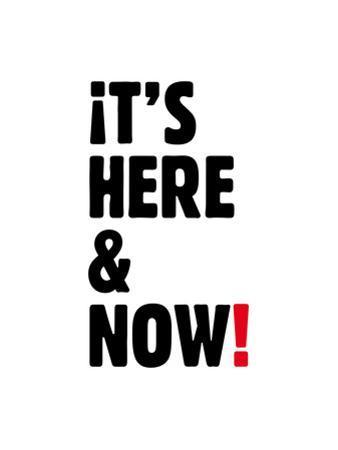 Here and Now by Coni Della Vedova
