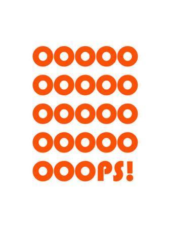 Ooops by Coni Della Vedova