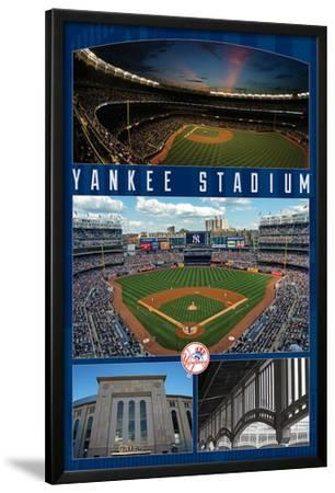 New York Yankees- Stadium 2016 by Connie Haley