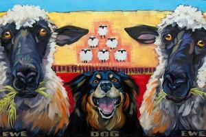 Ewe Dog Ewe by Connie R. Townsend