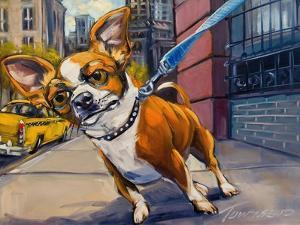 Fetch Cab by Connie R. Townsend