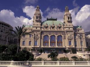 Monte Carlo Casino, Monaco by Connie Ricca