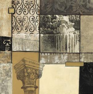 Classical Ruins II by Connie Tunick