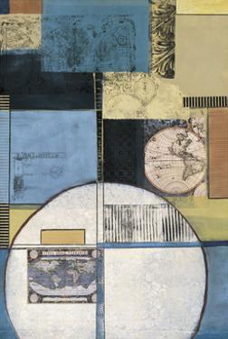 Global Abstraction I by Connie Tunick