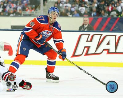 Connor McDavid 2016 NHL Heritage Classic