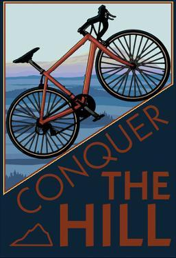 Conquer the Hill - Mountain Bike
