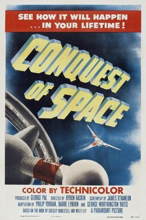 Conquest of Space, 1955