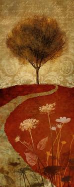 Autumn Trees I by Conrad Knutsen