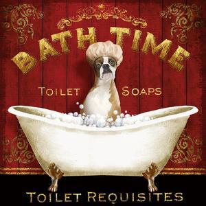 Bath Time by Conrad Knutsen