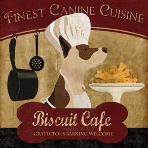 Biscuit Café by Conrad Knutsen