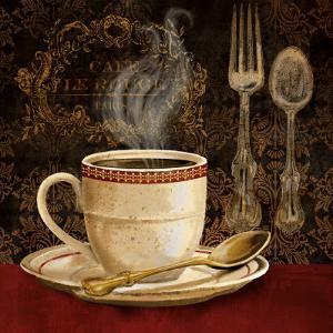 Café Rouge by Conrad Knutsen