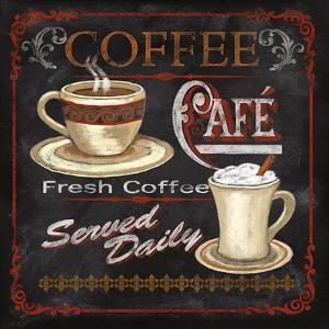 Coffee Café by Conrad Knutsen