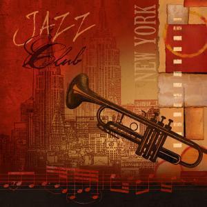 Jazz Club by Conrad Knutsen